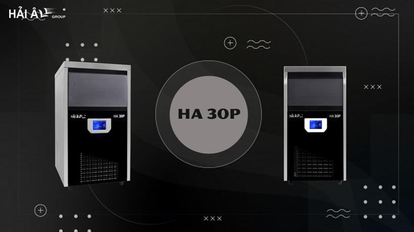 máy làm đá nhà hàng HA 30P